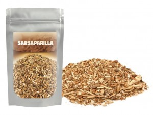 Sarsaparilla Smillax officinalis - Naturalna Moc