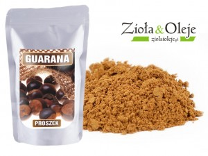 Guarana mielona - Brazylia - 100% Guarany 500g